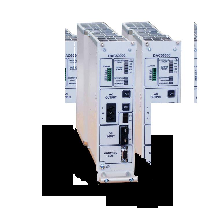 110/125VDC inverter