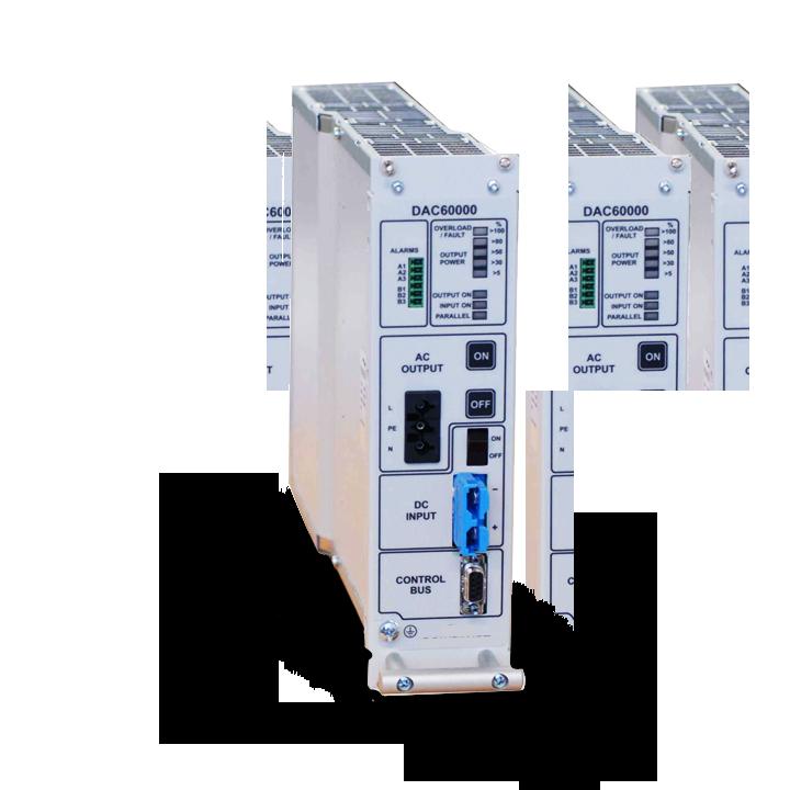 220/230 VDC naar 230V inverter